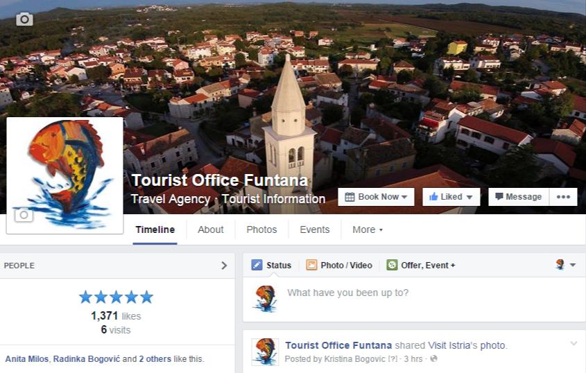 Turistička zajednica Funtane
