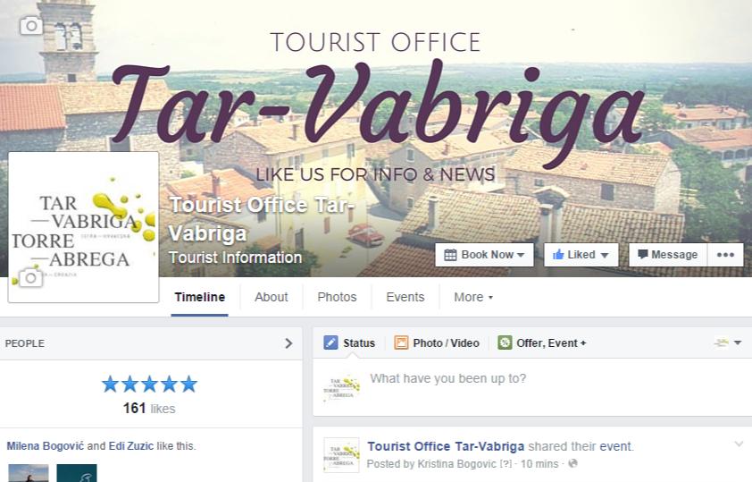 Turistička zajednica Tar-Vabriga